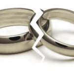 Расторжени брака кольца